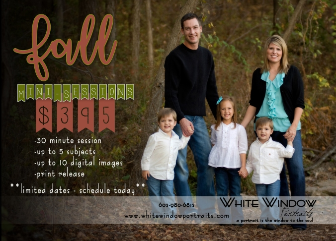 Fall session Front 5x7